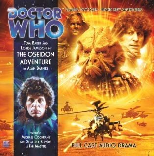 Doctor Who: The Oseidon Adventure (Big Finish Fourth Doctor Adventures, 1.6)  by  Alan Barnes