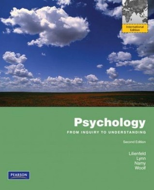 Psychology: From Enquiry to Understanding Scott O. Lilienfeld