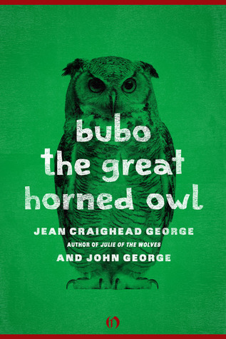 Bubo, the Great Horned Owl Jean Craighead George