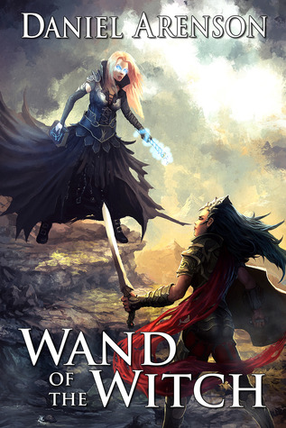 Wand of the Witch (Misfit Heros, #2)  by  Daniel Arenson