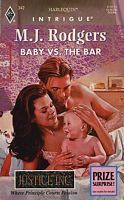 Baby Vs The Bar  by  M.J. Rodgers