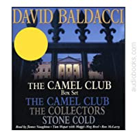 The Camel Club / The Collectors / Stone Cold (Camel Club, #1, #2, #3)