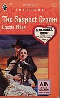 The Suspect Groom (Mail Order Brides #2)
