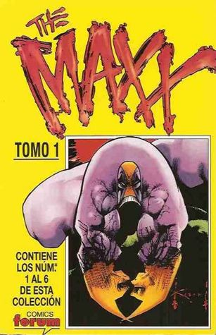 The Maxx tomo 1  by  Sam Kieth