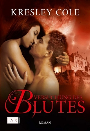 Versuchung des Blutes (Immortals After Dark, #4)  by  Kresley Cole