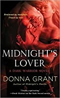 Midnight's Lover (Dark Warriors, #2)