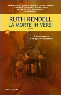 La morte in versi  by  Ruth Rendell