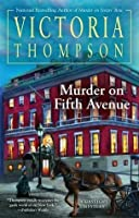 Murder on Fifth Avenue (Gaslight Mystery #14)