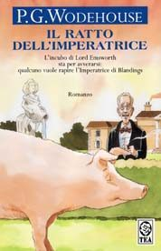 Il ratto dellimperatrice  by  P.G. Wodehouse