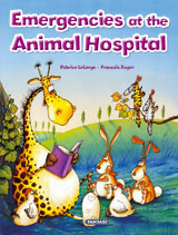 Emergencies at the animal hospital  by  Fabrice Lelarge