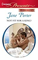Not Fit for a King? (A Royal Scandal #1)