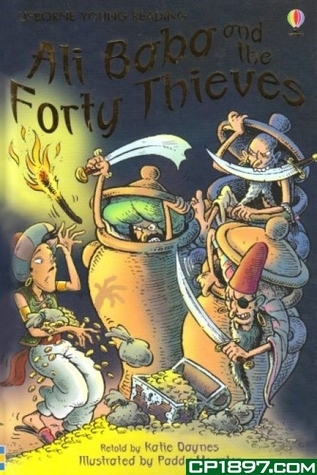 Ali Baba And The Forty Thieves (Young Reading Series 1) Katie Daynes