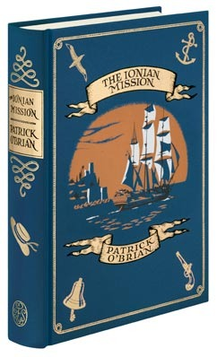 The Ionian Mission - Folio Society Edition  by  Patrick OBrian