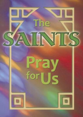 Saints Pray for Us Christina Wegendt