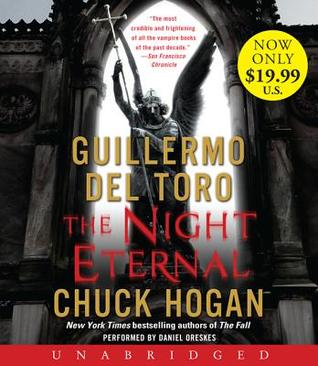 The Night Eternal Low Price CD Guillermo del Toro
