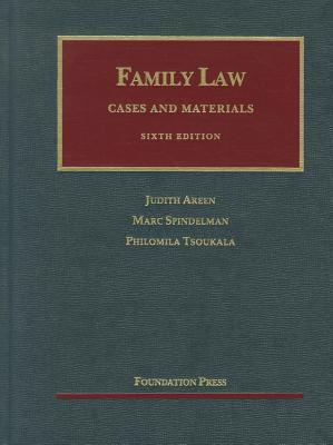 Family Law: Cases and Materials  by  Judith Areen
