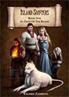 An Oath of the Blood (Island Shifters, #1)