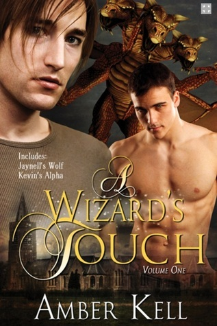 A Wizards Touch Volume One (A Wizards Touch #1-2)  by  Amber Kell