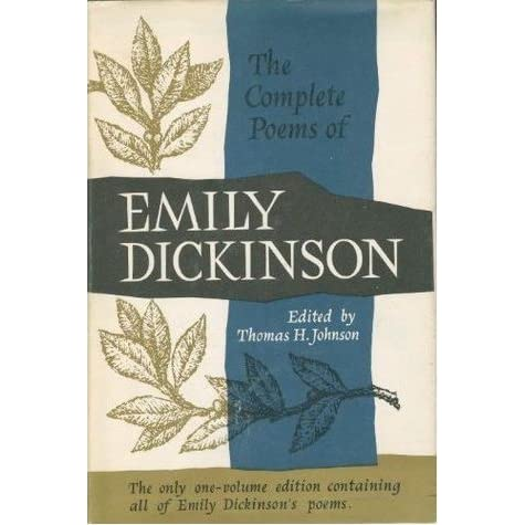humor and irony in five emily dickinsons poems Help with emily dickinson poem  don´t neglect the very subtle humor in the poem, the irony of the 'fine incisions' versus the great 'culprit' .