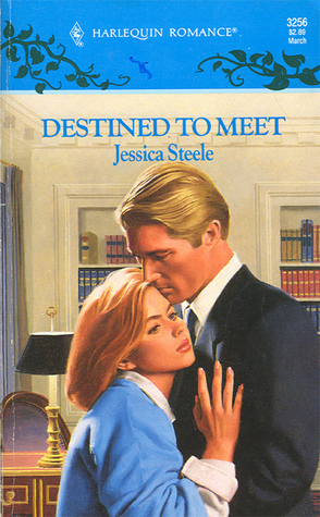 Destined To Meet  by  Jessica Steele