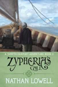 Zypherias call (Tanyth Fairport, #2)  by  Nathan Lowell