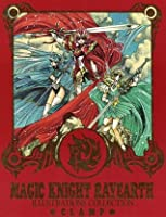 Magic Knight Rayearth: Illustrations Collection, Band 1