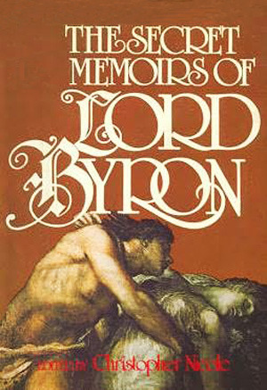 The Secret Memoirs Of Lord Byron Christopher Nicole