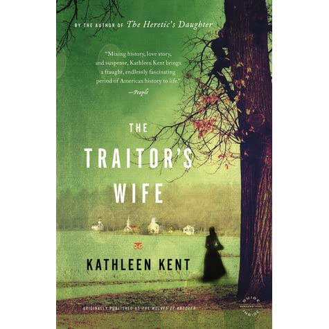 book show traitor wife