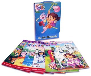To the Rescue!: Set of 6 Books Various
