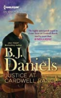 Justice at Cardwell Ranch (Cardwell Ranch #2)