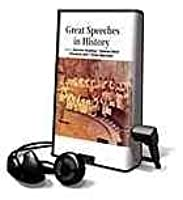 Great Speeches in History [With Earbuds]