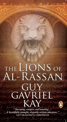 Lions Of Al-rassan,The  by  Guy Gavriel Kay