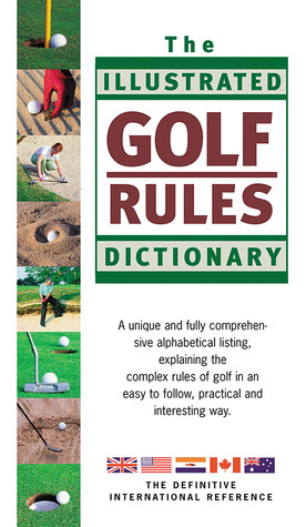 Golf Rules Dictionary  by  Hadyn Rutter