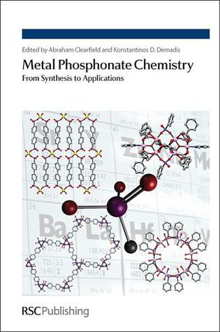 Metal Phosphonate Chemistry  by  Royal Society of Chemistry