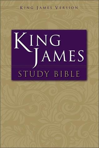 King James Study Bible - King James Version  by  Anonymous