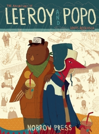 Leeroy and Popo  by  Louis Roskosch