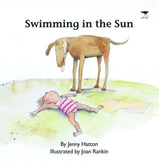 Swimming in the Sun  by  Jenny Hatton