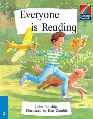 Everyone Is Reading ELT Edition Juliet Partridge