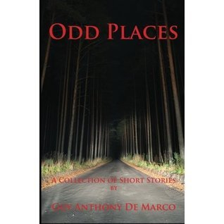 Odd Places Guy Anthony De Marco