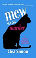 Mew is for Murder (Theda Krakow Mystery #1)