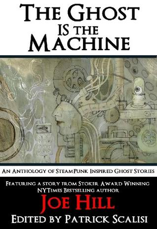 The Ghost IS the Machine  by  Patrick Scalisi