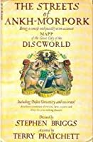 The Streets of Ankh-Morpork Being a Concise and Possibly Even Accurate Mapp of the Great City of the Discworld
