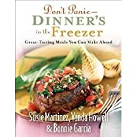 Don't Panic Dinner's in the Freezer