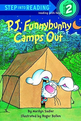 P.J. Funnybunny Camps Out (Step Into Reading: A Step 1 Book) Marilyn Sadler