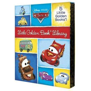 Cars Little Golden Book Library  by  Walt Disney Company