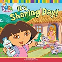 It's Sharing Day!. by Kirsten Larsen