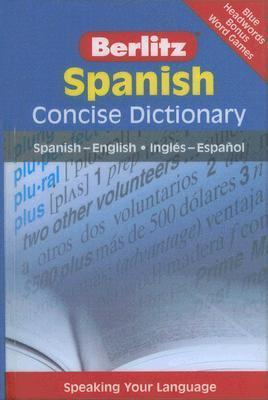 Spanish  by  Berlitz Publishing Company