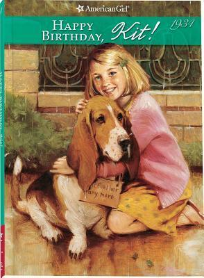 Happy Birthday Kit: A Springtime Story (American Girls: Kit, #4) Valerie Tripp