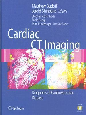 Cardiac CT Imaging: Diagnosis of Cardiovascular Disease [With CDROM]  by  Matthew J. Budoff