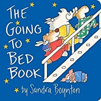 Going to Bed Book: Going to Bed Book